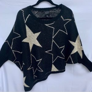 Cliche 💫 Star Sweater - Size M